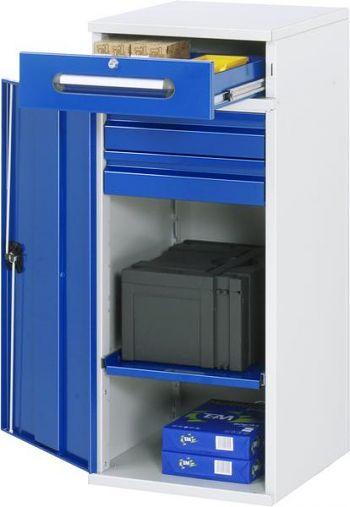Stehpult stationär BxTxH 450 x 520 x 1060 mm