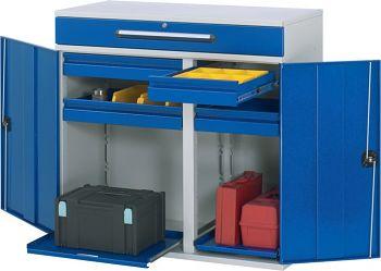 Stehpult stationär BxTxH 1100 x 520 x 1060 mm