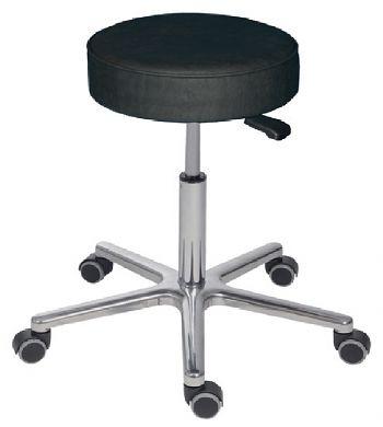 Arbeitshocker XXL Mod. 3691 Sitzfläche Ø 360 mm, Kunstleder