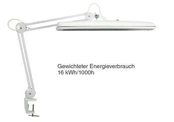 Energiespar-Tischleuchte inkl. 3x14 Watt