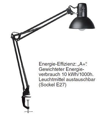 LED-Leuchte dimmbar inkl. 10 Watt LED-Leuchtmittel