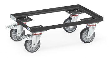 Etagen-Roller,2 Böden, Tragkr. 250 kg Ladefläche LxB: 506 x 405 mm