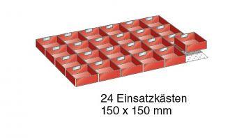 Einteilungsmaterial für Fronthöhe 100 mm