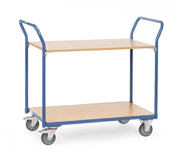 Tischwagen Ladefläche 850x500mm
