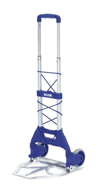 Paketroller Tragkraft 50 kg HxBxT 1030 x 390 x 450mm(ausgeklappt)