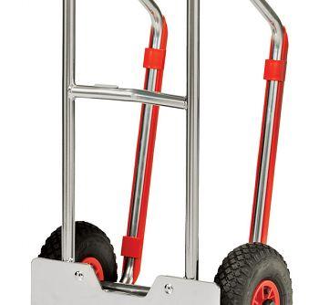 Kunststoff-Gleitkufen für Stahlrohr- karren 1 Satz (2 Stück) mit Clips