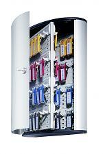 Schlüsselkasten für 72 Schüssel mit Sicherheitsschloss 400x300x118 mm