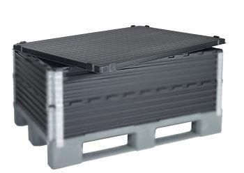 Deckel für Aufsatzrahmen passend für Größe 800x1200mm