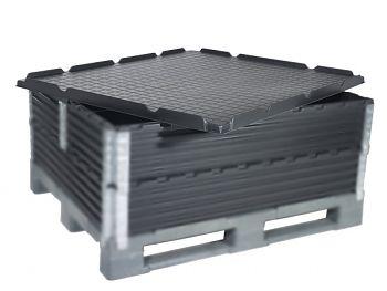 Deckel für Aufsatzrahmen passend für Größe 1000x1200mm