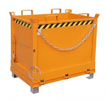 Klappbodenbehälter Typ FB 750 lackiert