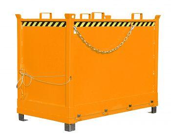 Klappbodenbehälter Typ FB 2000 lackiert