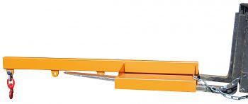 Lastarm starre Ausführung Tragkr. 200 - 1000 kg,orange RAL 2000