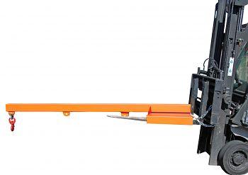 Lastarm starre Ausführung Tragkr. 100 - 1000 kg,orange RAL 2000