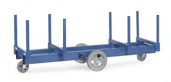 Langmaterial-Wagen Ladefläche 2500x700mm