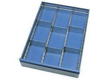 Schubladen-Einteilungsset für Werkstattwagen