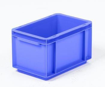 Mehrwegbehälter, 300x200x170mm blau Boden-u.Seiten geschlossen