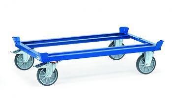 Paletten-Fahrgestell, Tragkr. 750 kg Ladefläche LxB 1010 x 810 mm