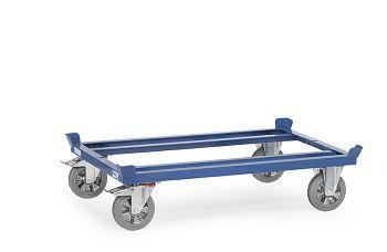 Paletten-Fahrgestell, Tragkr. 1200 kg Ladefläche LxB 1010 x 810 mm