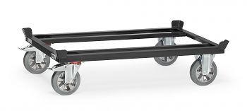 Paletten-Fahrgestell Tragkr. 1200 kg Ladefläche LxB: 1210 x 810 mm