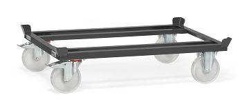 Paletten-Fahrgestell Tragkr. 1050 kg Ladefläche LxB: 1210 x 810 mm