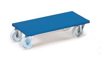 Möbelroller, Tragkr. 350kg LxB 600x300mm