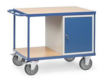 Werkstattwagen mit 2 Böden Ladefläche 1050x700mm
