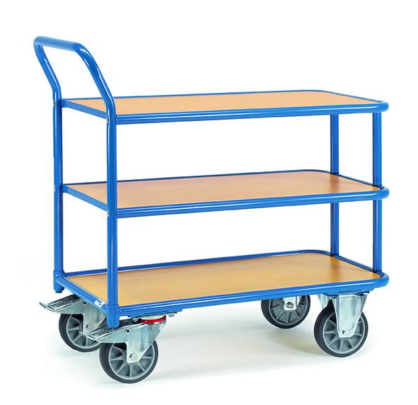 Tischwagen, 3 Etagen LxBxH 970x505x960mm