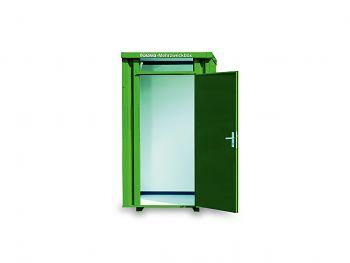 Mehrzweckbox, verz., mont. 1400 x 1250 x 2425 mm