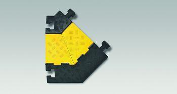 Winkelstück 45° rechts LxBxH 500/200x600x75mm