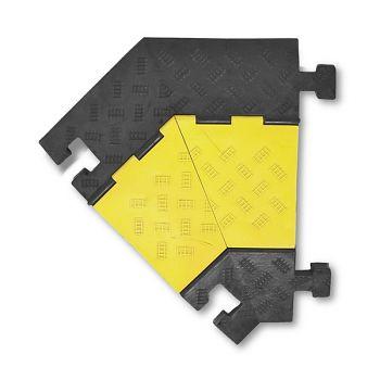 Winkelstück 45° links LxBxH 500/200x600x75mm