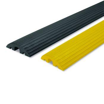 Kabelbrücke klein gelb LxBxH 1200 x 210 x 65mm