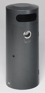 Abfallsammler/Ascher KS 70 antik-silber