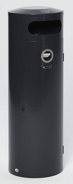 Abfallsammler/Ascher KS 90 anthrazit