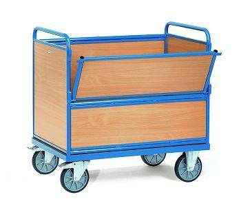 Holzkastenwagen Ladefläche 1000x700mm