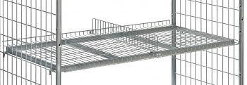 Trenngitter für Drahtgitterboden Ladeflächenbreite 510 mm