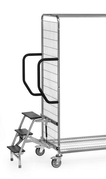 Trittstufen für Ladeflächenbreite 510 mm