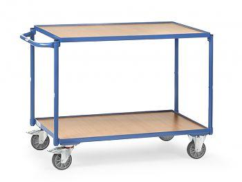 Tischwagen mit 2 Böden Ladefläche 1000x600mm