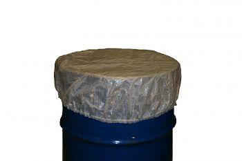 Abdeckhaube für 200L Fässer Durchm. 600mm,transp,VE=10Stck