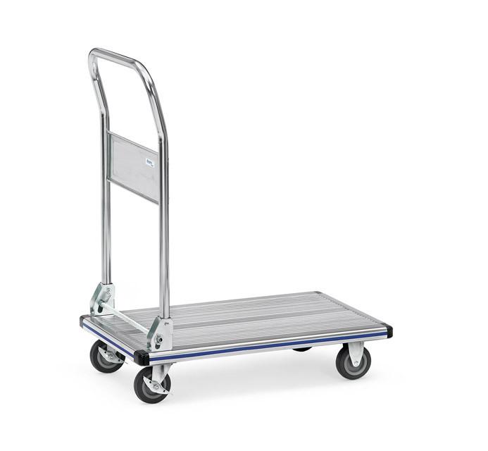 Alu-Plattformwagen,1 Boden Tragkraft 150 kg