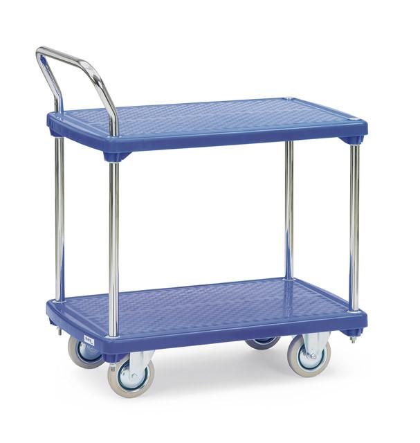 Kunststoffplattenwagen 2 Böden,Tragkraft 200 kg