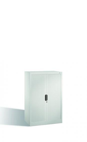 Rolladenschrank für Ordner HxBxT: 1230 x 800 x 420 mm