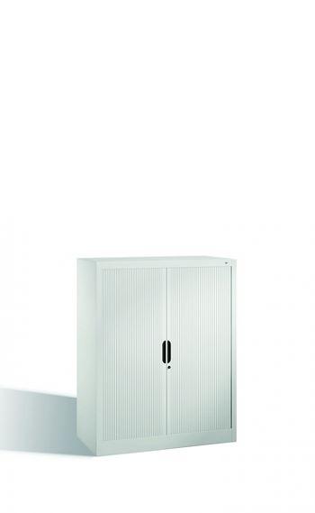 Rolladenschrank für Ordner HxBxT: 1230 x 1000 x 420 mm