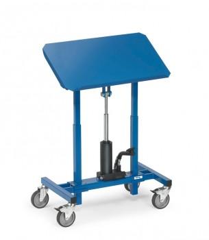 Materialständer Tragkr.250kg Ladefläche LxB:  750 x 450 mm