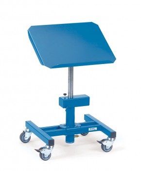 Materialständer Tragkr.150kg Ladefläche LxB:  510 x 410 mm