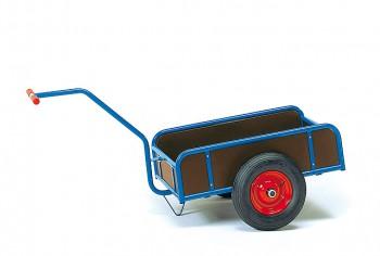 Handwagen mit 4 Wänden Ladefläche 795x445 mm
