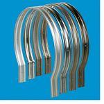 Rückenschutzbügel Ø 700mm Aluminium, natur