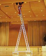 Montageleiter Arbeitshöhe ca. 7,95 m