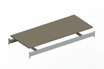 Zusatzboden komplett Spanplatten, B 1400 x T 650 mm