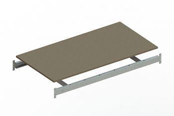 Zusatzboden komplett Spanplatten, B 1400 x T 800 mm