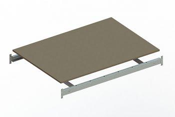 Zusatzboden komplett Spanplatten,B 1400 x T 1050 mm